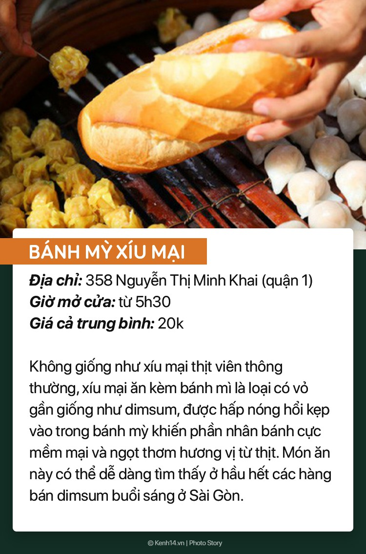 Ăn sáng ở Sài Gòn mà chán bánh mì patê, đã có ngay 7 loại bánh mì tréo ngoe khác tới cứu đói cho bạn - Ảnh 13.
