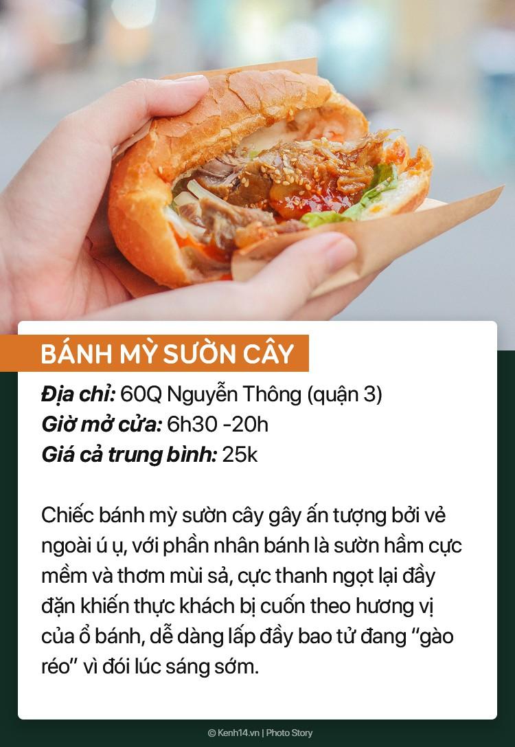 Ăn sáng ở Sài Gòn mà chán bánh mì patê, đã có ngay 7 loại bánh mì tréo ngoe khác tới cứu đói cho bạn - Ảnh 9.