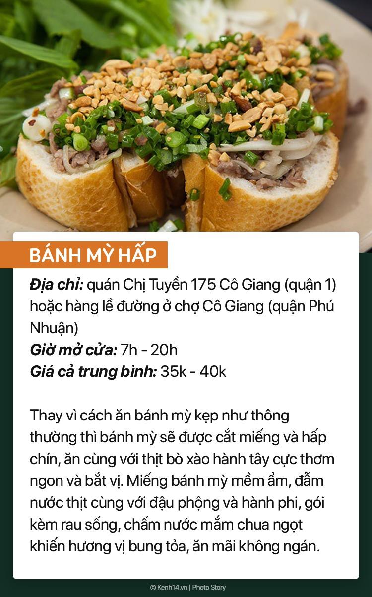 Ăn sáng ở Sài Gòn mà chán bánh mì patê, đã có ngay 7 loại bánh mì tréo ngoe khác tới cứu đói cho bạn - Ảnh 3.
