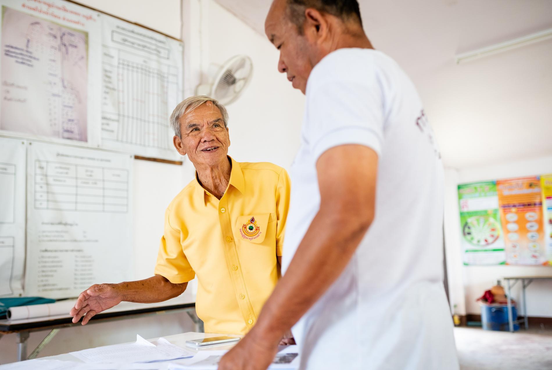 Câu chuyện về ông lão cứu cả cộng đồng khỏi thảm họa thiên thiên nhiên 100 năm mới có 1 lần: 78 tuổi vẫn không ngừng làm đẹp cho đời - Ảnh 3.