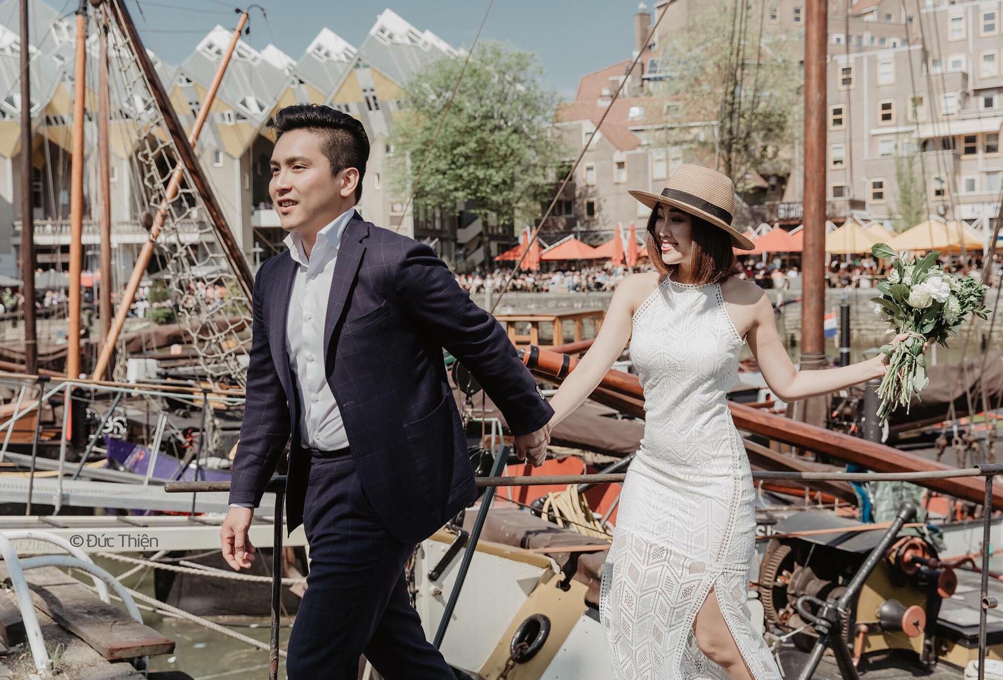 Thông tin ít ỏi về chồng sắp cưới MC Liêu Hà Trinh: Doanh nhân thành đạt trong lĩnh vực đầu tư ẩm thực tại Hà Lan - Ảnh 1.