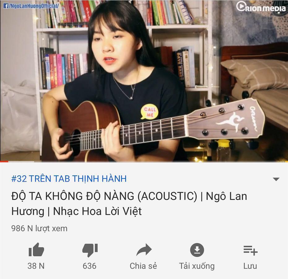 Hiếm hoi lắm, khán giả Việt mới thấy cảnh này: 9 phiên bản của cùng 1 ca khúc đều lọt top trending! - Ảnh 5.