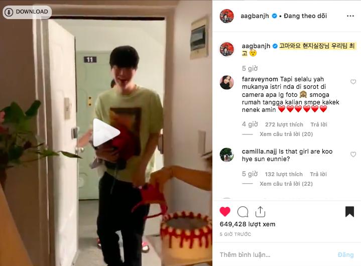 Chồng trẻ Ahn Jae Hyun mừng sinh nhật một mình, vợ Goo Hye Sun khiến dân tình sốt ruột vì không có động tĩnh gì - Ảnh 4.