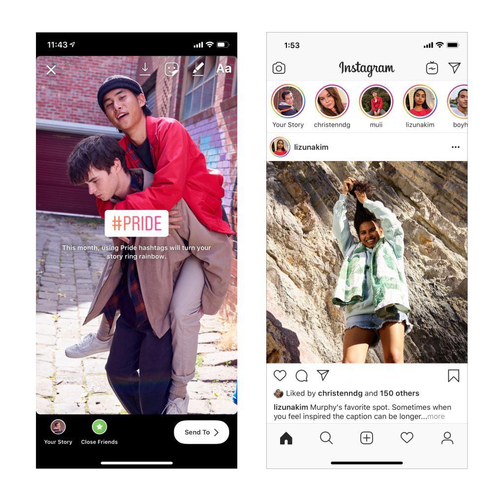 Giải thích hiện tượng cầu vồng trên Instagram Stories: Động thái nhân văn chan chứa tình người - Ảnh 2.