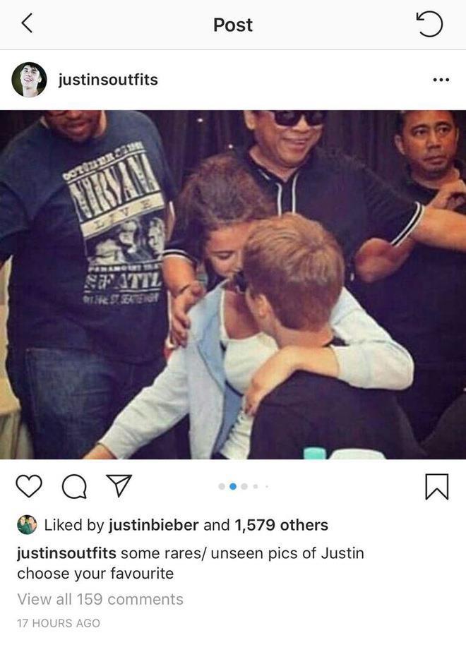4 chi tiết dấy lên tin đồn Justin Bieber ngoại tình vì vấn vương tình cũ Selena Gomez: Từ lỡ tay đến tỏ tình công khai - Ảnh 4.