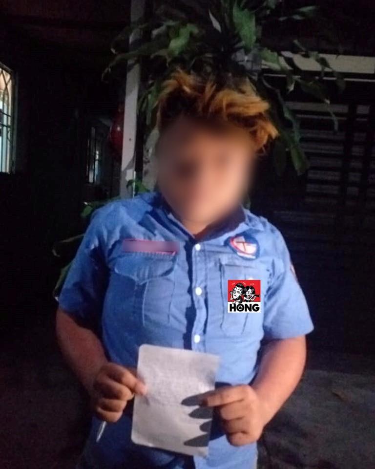 Bom gần 1 triệu đồng tiền cơm hộp, thanh niên bị shipper truy tìm dằn mặt rồi bắt viết cam kết khiến dân mạng rào rào đồng tình - Ảnh 1.