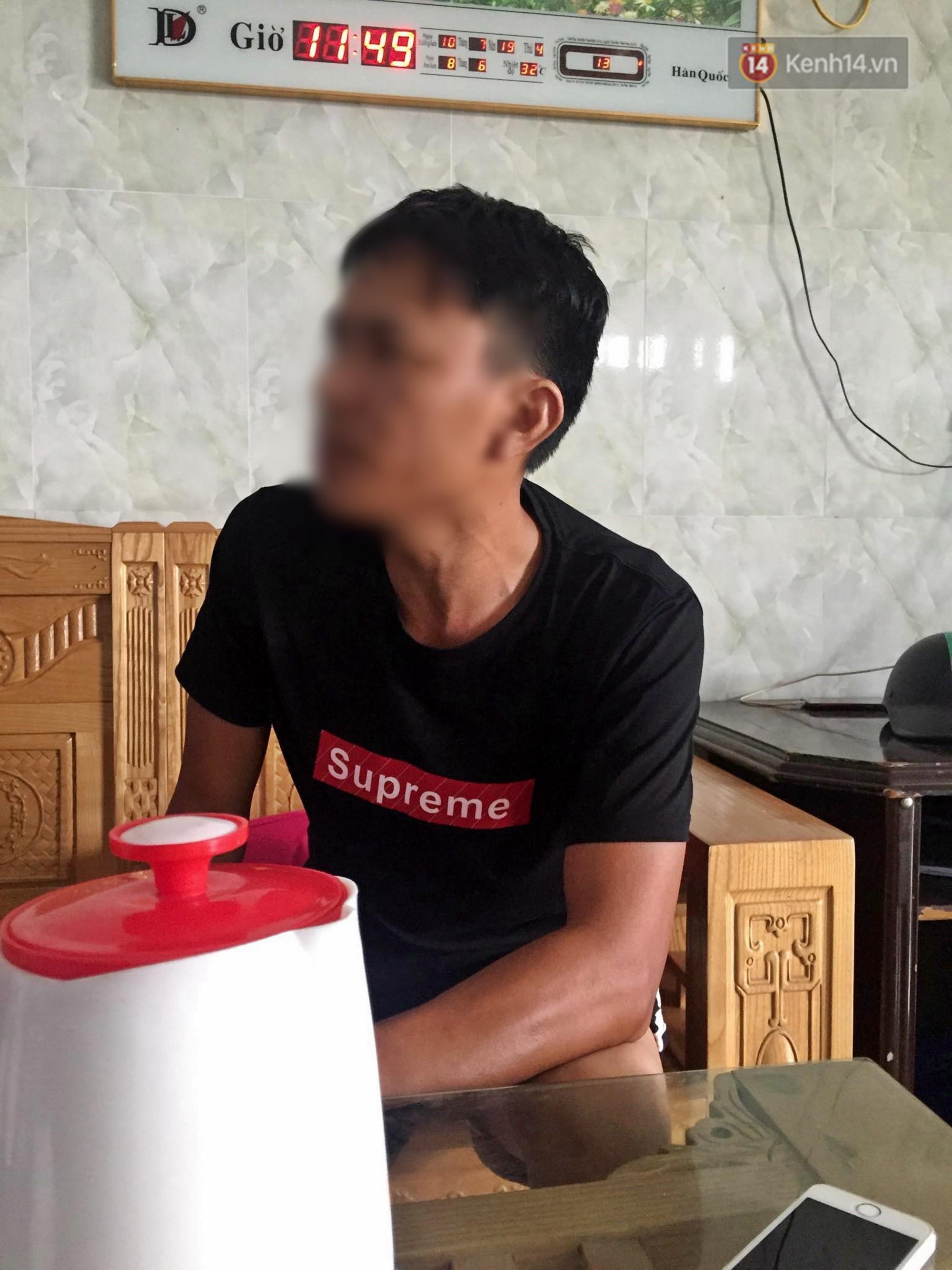 Bố thiếu niên lái xe máy tông CSGT ở Hải Phòng: Xem video tôi cứ nghĩ con trai đã chết rồi - Ảnh 2.
