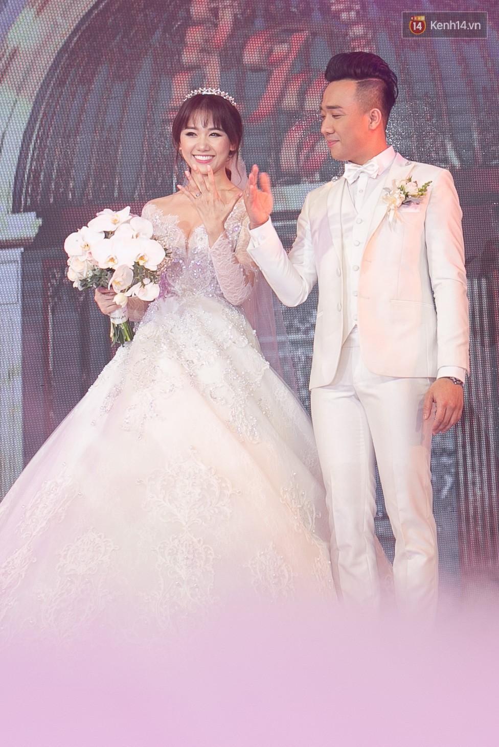 Cường Đô La - Đàm Thu Trang không phục vụ trẻ em dưới 5 tuổi và loạt quy định ngặt nghèo của sao Vbiz trong đám cưới - Ảnh 9.