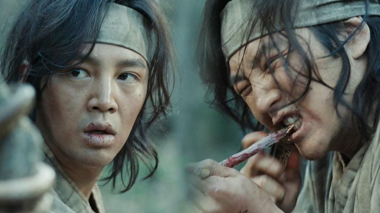 5 màn chơi lớn bất chấp thân thể vì vai diễn của sao Hàn: Người nhịn ăn ép cân, kẻ nhai sống rắn độc - Ảnh 13.