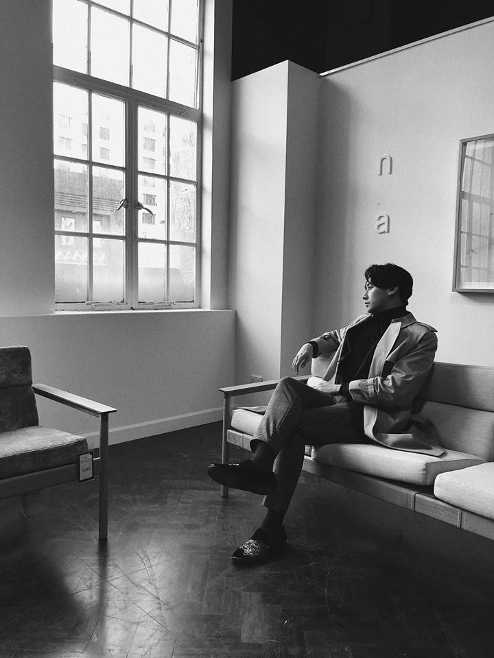 Rocker Nguyễn bỏ showbiz sang Úc mở quán trà sữa, ngày khởi đầu vẫn toát ra thần thái ngút ngàn - Ảnh 2.