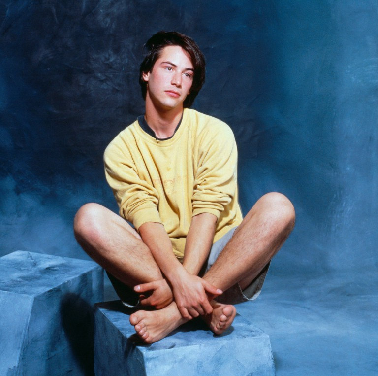 Chỉ với 15 tấm ảnh này cũng đủ chứng minh vẻ đẹp hoàn hảo của sát thủ John Wick Keanu Reeves - quý ông lịch thiệp nhất Hollywood - Ảnh 10.