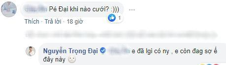Trọng Đại và bạn gái Huyền Trang: Nghi vấn rạn nứt tình cảm vì tham vọng thi hoa hậu - Ảnh 2.