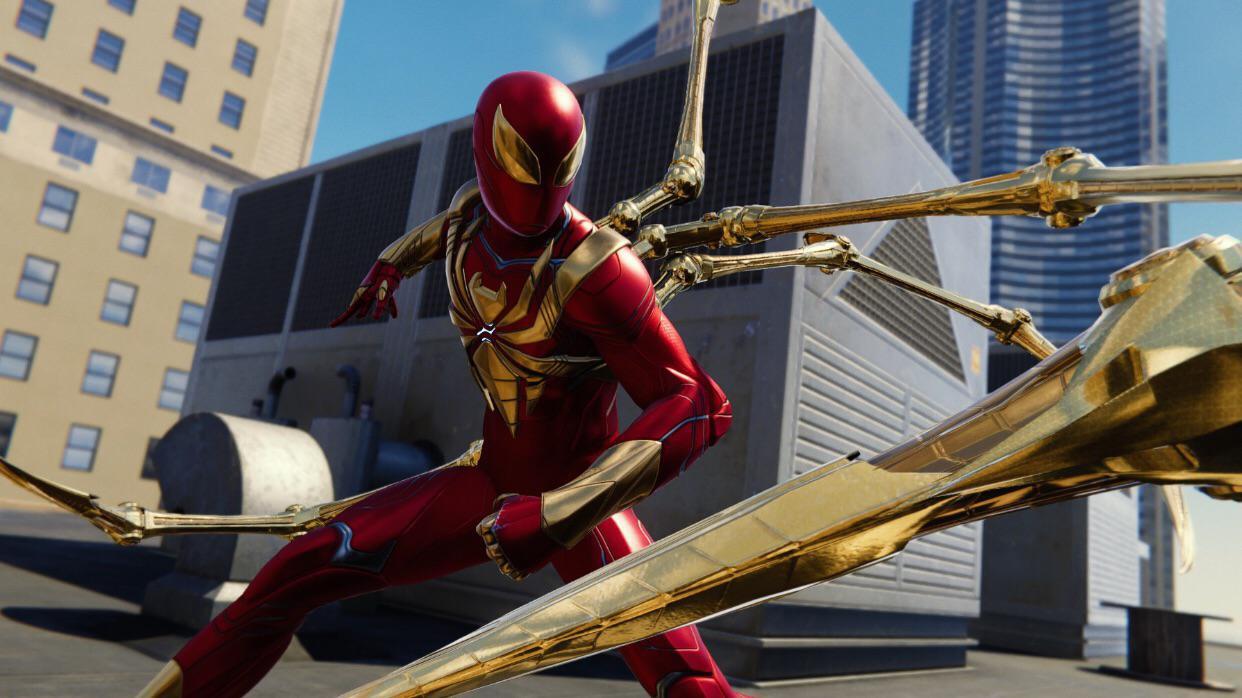 6 bộ giáp mà Tony Stark đã để lại cho Spider-Man trước khi hy sinh trong Avengers: Endgame - Ảnh 2.