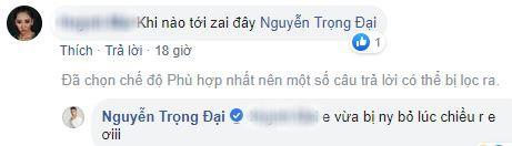 Trọng Đại và bạn gái Huyền Trang: Nghi vấn rạn nứt tình cảm vì tham vọng thi hoa hậu - Ảnh 3.
