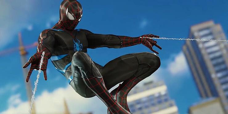 6 bộ giáp mà Tony Stark đã để lại cho Spider-Man trước khi hy sinh trong Avengers: Endgame - Ảnh 7.
