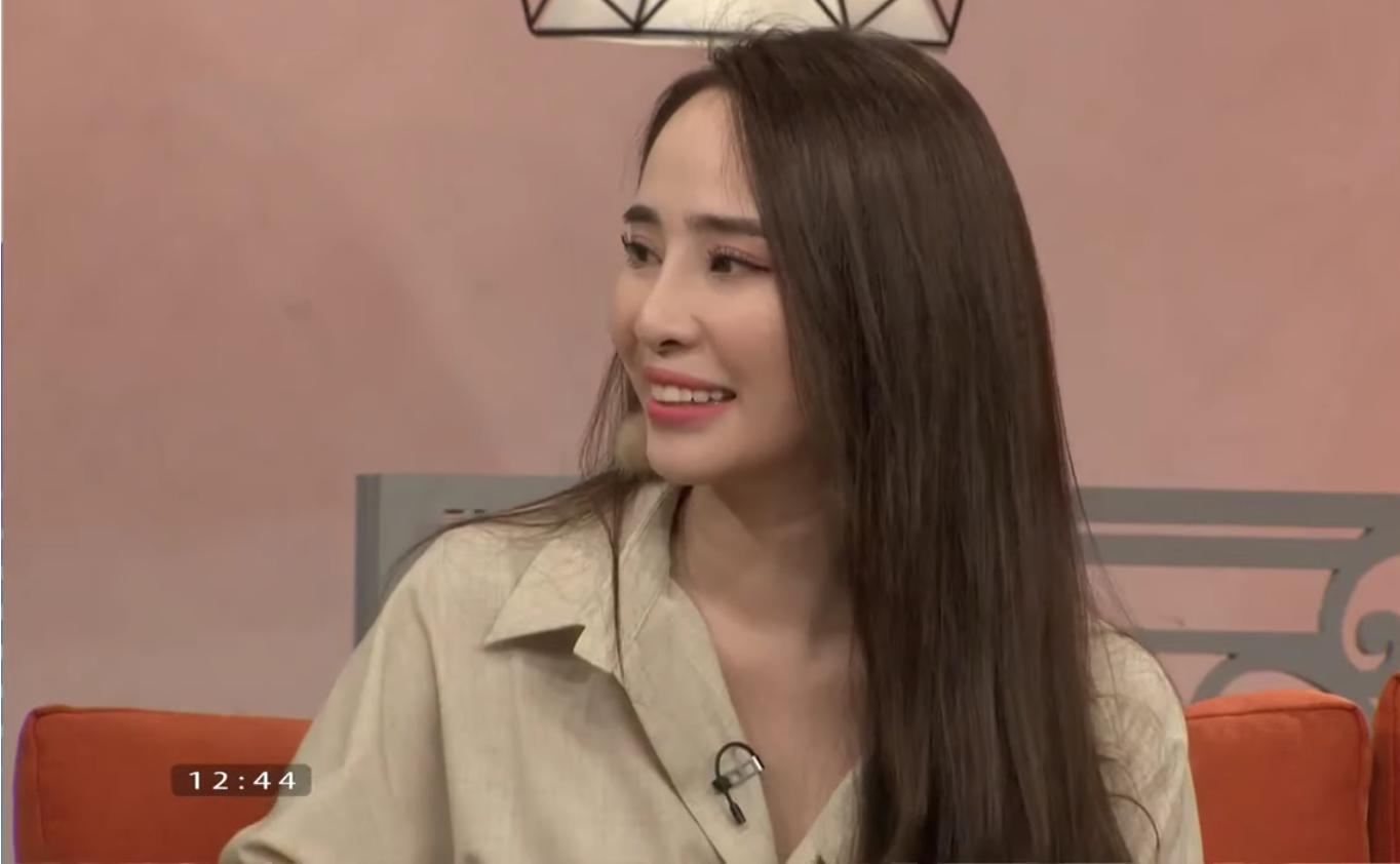 Quỳnh Nga kể chuyện người thứ ba và mối quan hệ với chồng cũ Doãn Tuấn sau ly hôn - Ảnh 1.