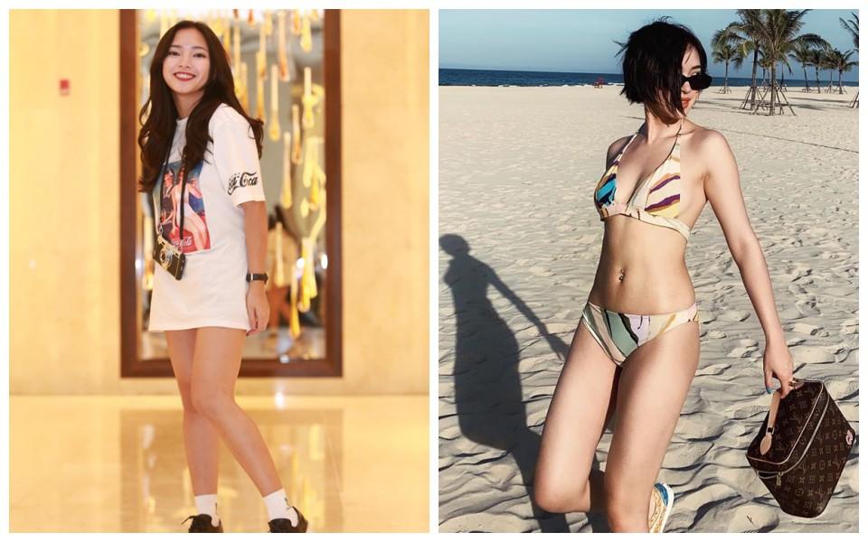 Loạt sao và hot girl Việt cho thấy: cứ chăm tập đi, bạn sẽ có màn Before - After khiến dân tình tròn mắt - Ảnh 1.