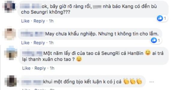 Náo loạn thông tin Seungri vô tội sau loạt cáo buộc nghiêm trọng trong chuỗi bê bối Burning Sun, nhưng sự thật là gì? - Ảnh 1.