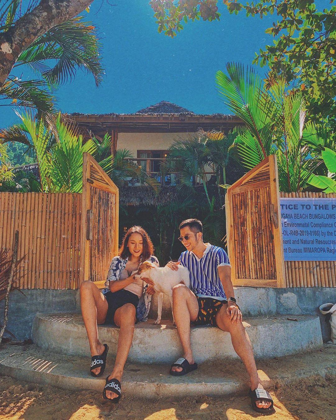 """Đã đến hòn đảo đẹp nhất Philippines là phải chơi """"tới bến"""" trò này như hội bạn thân vợ chồng Giang Ơi, Dino Vũ, Khánh Linh The Face - Ảnh 3."""