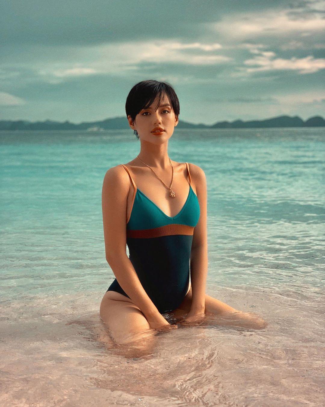 """Đã đến hòn đảo đẹp nhất Philippines là phải chơi """"tới bến"""" trò này như hội bạn thân vợ chồng Giang Ơi, Dino Vũ, Khánh Linh The Face - Ảnh 4."""