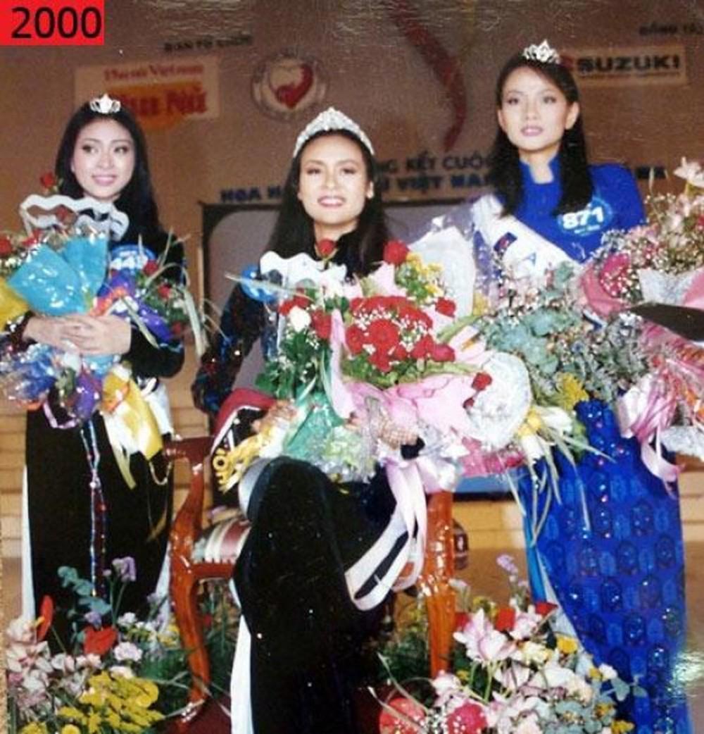 Sự đời Dương Yến Ngọc: Thi Hoa hậu từ thời Ngô Thanh Vân, trước khi đá thúng Đông Nhi đã từng đụng nia Lan Khuê - Ảnh 4.