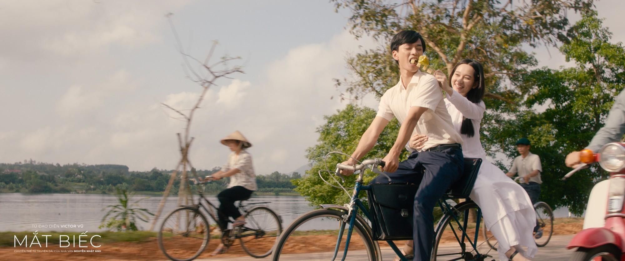 Mắt Biếc tung teaser nhạc đỉnh - cảnh đẹp: Ai cũng nức nở gọi tên Phan Mạnh Quỳnh! - Ảnh 1.