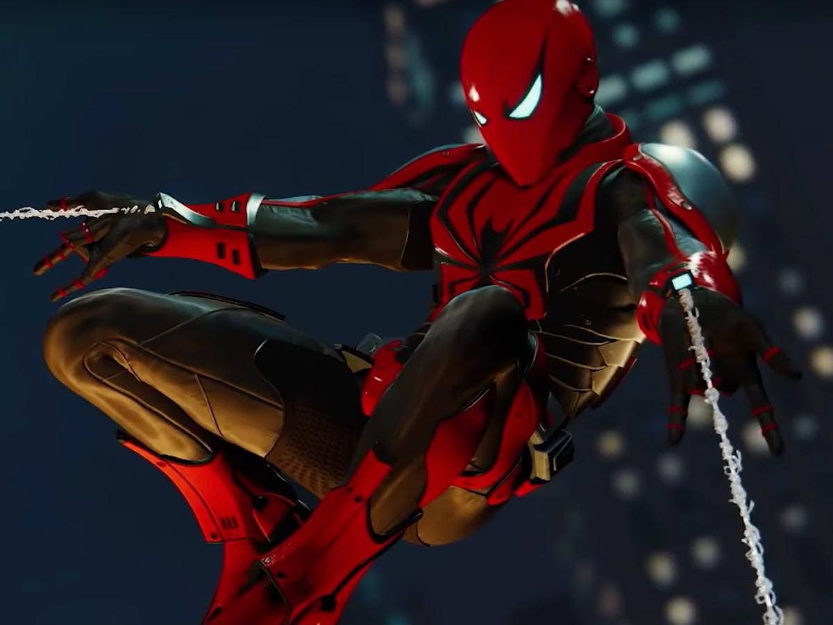 6 bộ giáp mà Tony Stark đã để lại cho Spider-Man trước khi hy sinh trong Avengers: Endgame - Ảnh 6.