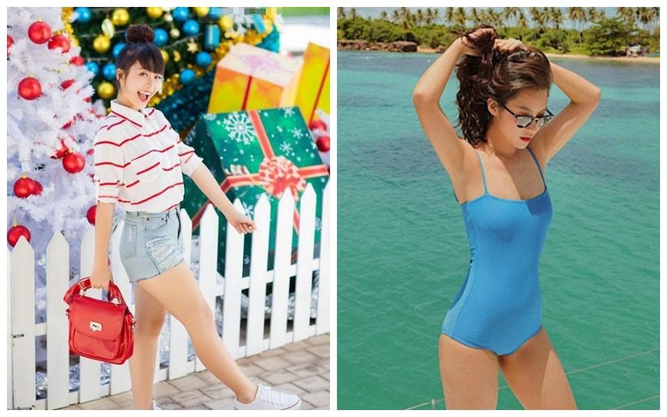 Loạt sao và hot girl Việt cho thấy: cứ chăm tập đi, bạn sẽ có màn Before - After khiến dân tình tròn mắt - Ảnh 19.