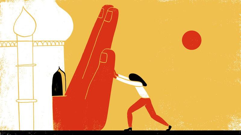 Xót xa cảnh phụ nữ Ấn Độ bị ép thực hiện những việc hết sức nguy hiểm nhằm loại bỏ kinh nguyệt để không phải nghỉ làm nữa - Ảnh 3.