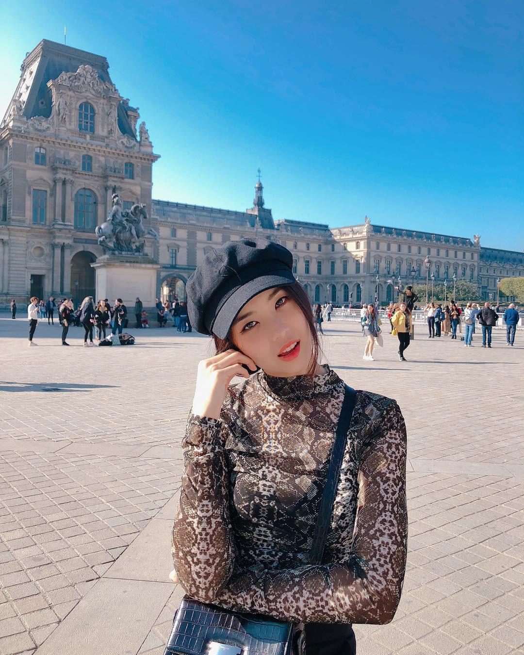 Tân Hoa hậu Hàn Quốc 2019: makeup càng nhạt lại càng xinh, nổi bật nhất là khi lên đồ đơn giản - Ảnh 9.