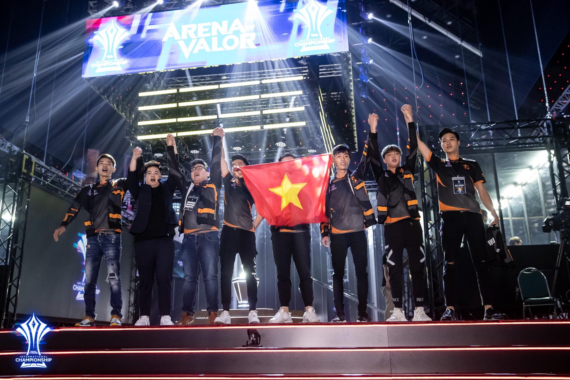 Liên Quân Mobile Việt Nam trước ngưỡng cửa lịch sử: Chờ Box Gaming và Team Flash viết nên kỳ tích! - Ảnh 1.