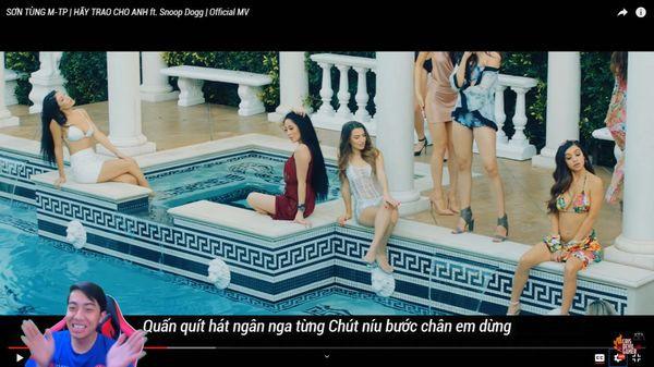 Cris Phan gây tranh cãi khi làm reaction MV của Sơn Tùng M-TP với lời lẽ châm biếm mẫu nữ, phân biệt màu da - Ảnh 3.