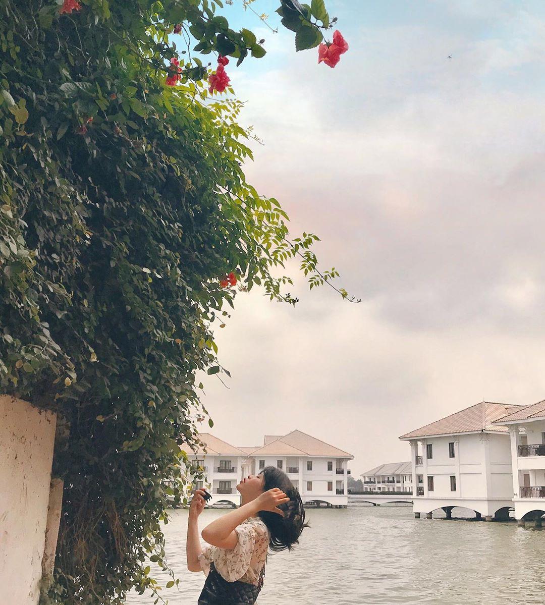 Định vị ngay tọa độ con hẻm nhìn ra hồ Tây cực thơ mộng làm giới trẻ Hà Nội đứng ngồi không yên mấy ngày nay - Ảnh 10.