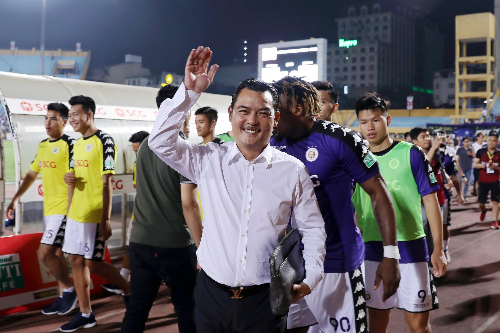 Nhằm đạt chuẩn quốc tế, Hà Nội FC thay thế vị trí cao nhất ngay giữa mùa giải 2019 - Ảnh 2.