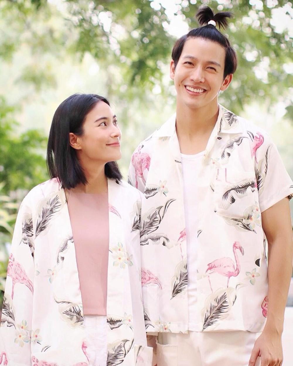 Được ship với loạt mỹ nhân hot nhất Thái Lan, trái tim và cuộc đời nam thần Push Puttichai chỉ thuộc về một người - Ảnh 6.