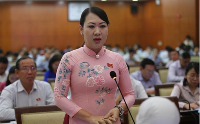 PGS Phan Thị Hồng Xuân: Đề xuất mỗi nhà trang bị 1 lu nước chống ngập là giải pháp tạm thời - Ảnh 1.