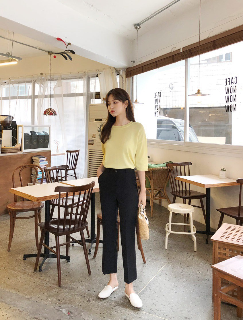 3 item mà Quỳnh Kool Nàng dâu order nên diện nếu không muốn bị bại lộ cặp chân to - Ảnh 3.