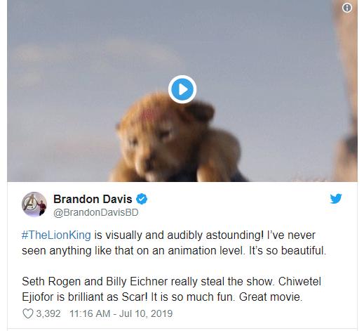 Khán giả chia phe đánh nhau sau suất chiếu sớm The Lion King: Kĩ xảo đỉnh cỡ nào cũng không thay hoạt hình thuần tuý! - Ảnh 5.