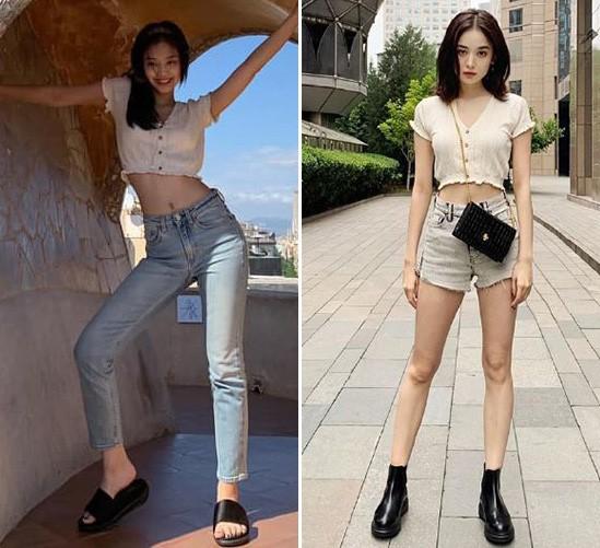 Chân dài hơn có chắc là mặc đẹp hơn? Jennie và Cổ Lực Na Trát sẽ cho bạn câu trả lời - Ảnh 7.