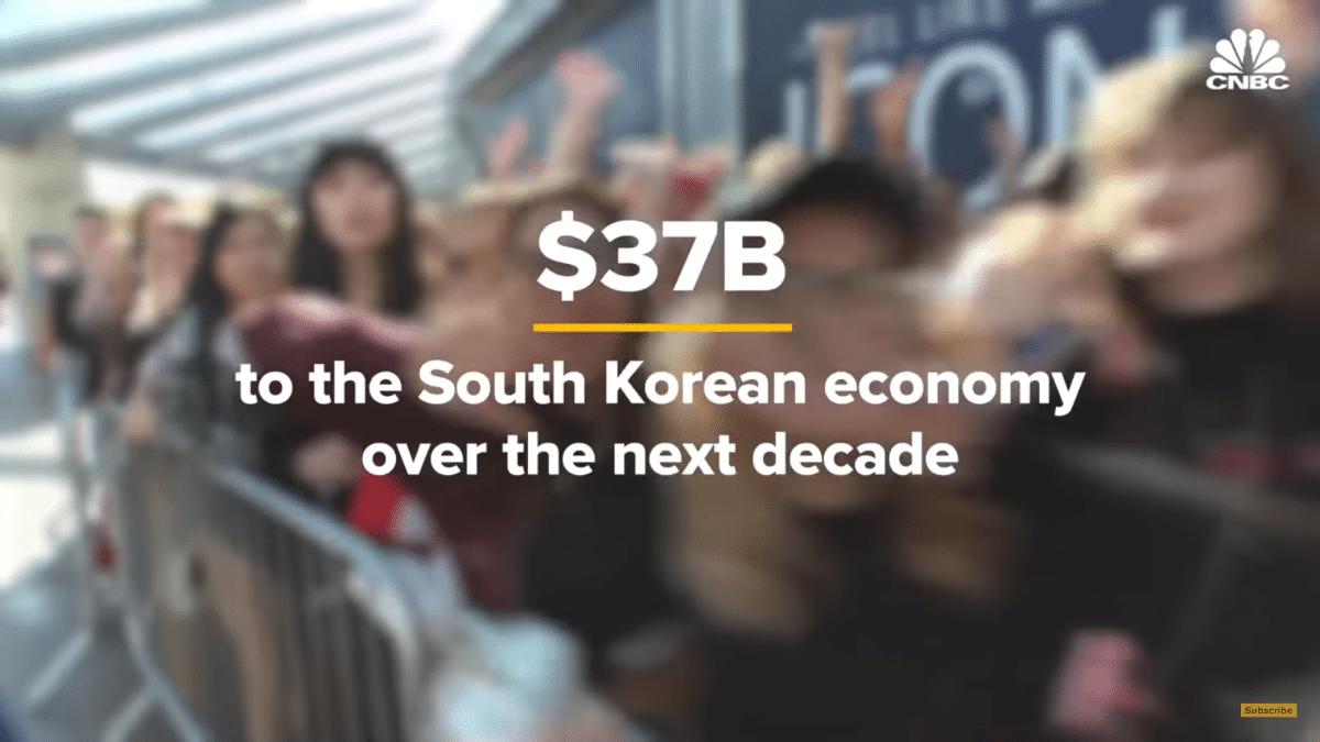 Đâu phải thành tích, đây là lý do BTS thành báu vật quốc gia: Đem về 80 nghìn tỷ cho kinh tế Hàn Quốc và nhiều hơn thế - Ảnh 4.