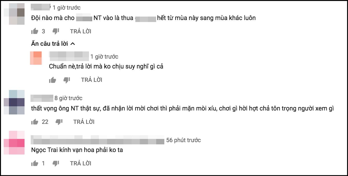 """Diễn viên Ngọc Trai bị chỉ trích vì lộ khuyết điểm kiến thức cơ bản, thái độ thờ ơ thiếu trách nhiệm khi chơi """"Nhanh như chớp"""" - Ảnh 3."""