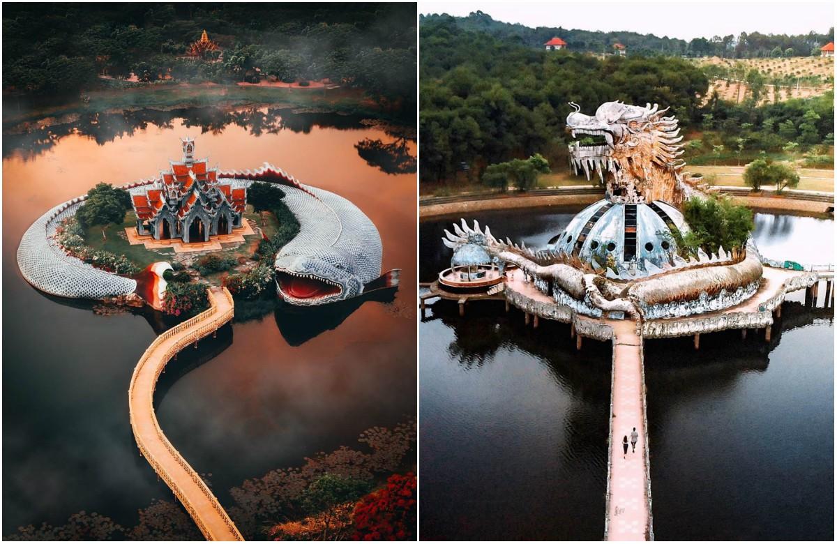 """Không kém cạnh Thái Lan, Việt Nam cũng có tọa độ được canh giữ bởi """"rồng khổng lồ"""" còn rùng rợn hơn nước bạn - Ảnh 13."""