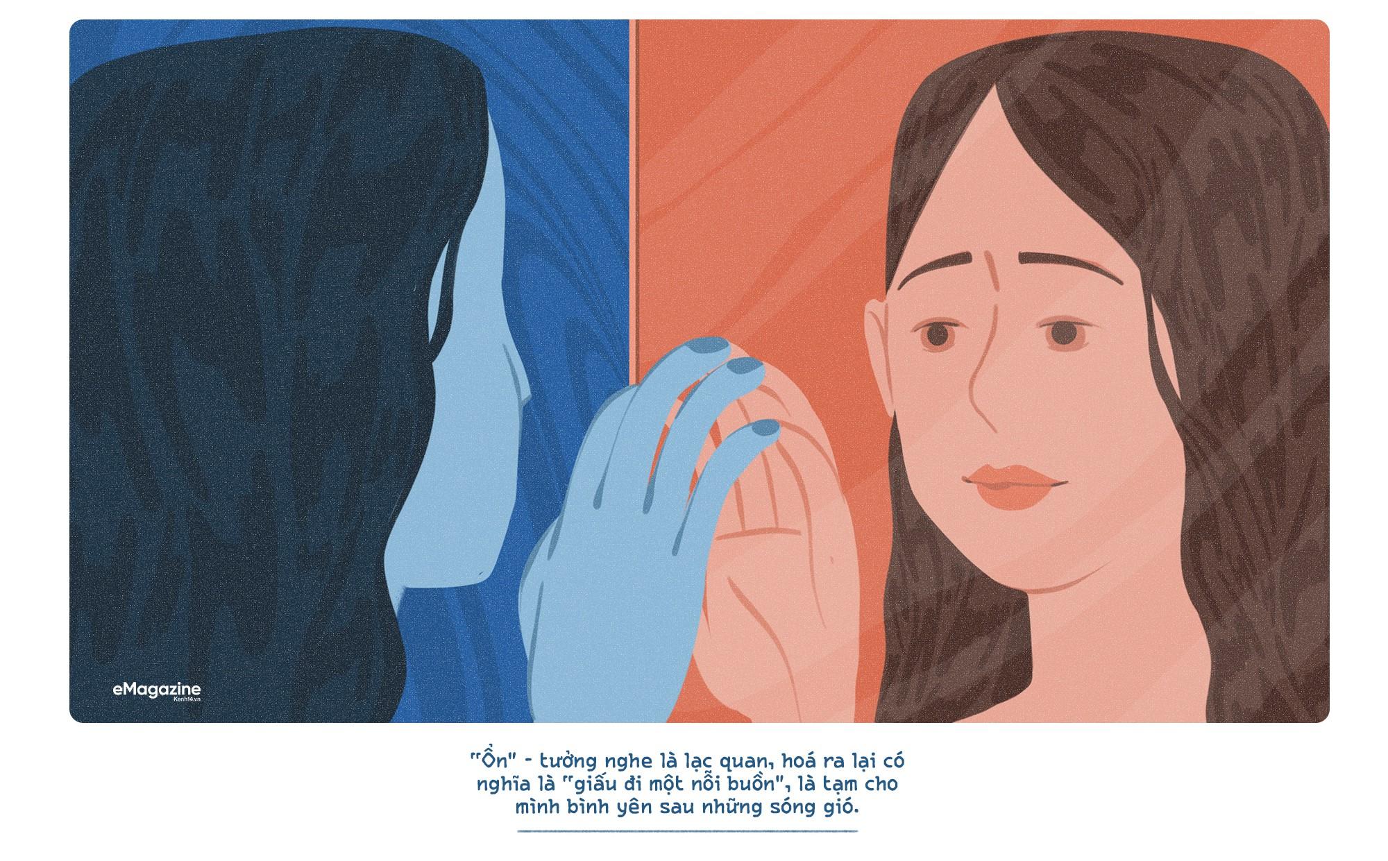 Chúng ta rồi sẽ ổn thôi - Không phải là chấm dứt hết nỗi đau, mà là tạm cho mình bình yên sau những giông bão - Ảnh 2.