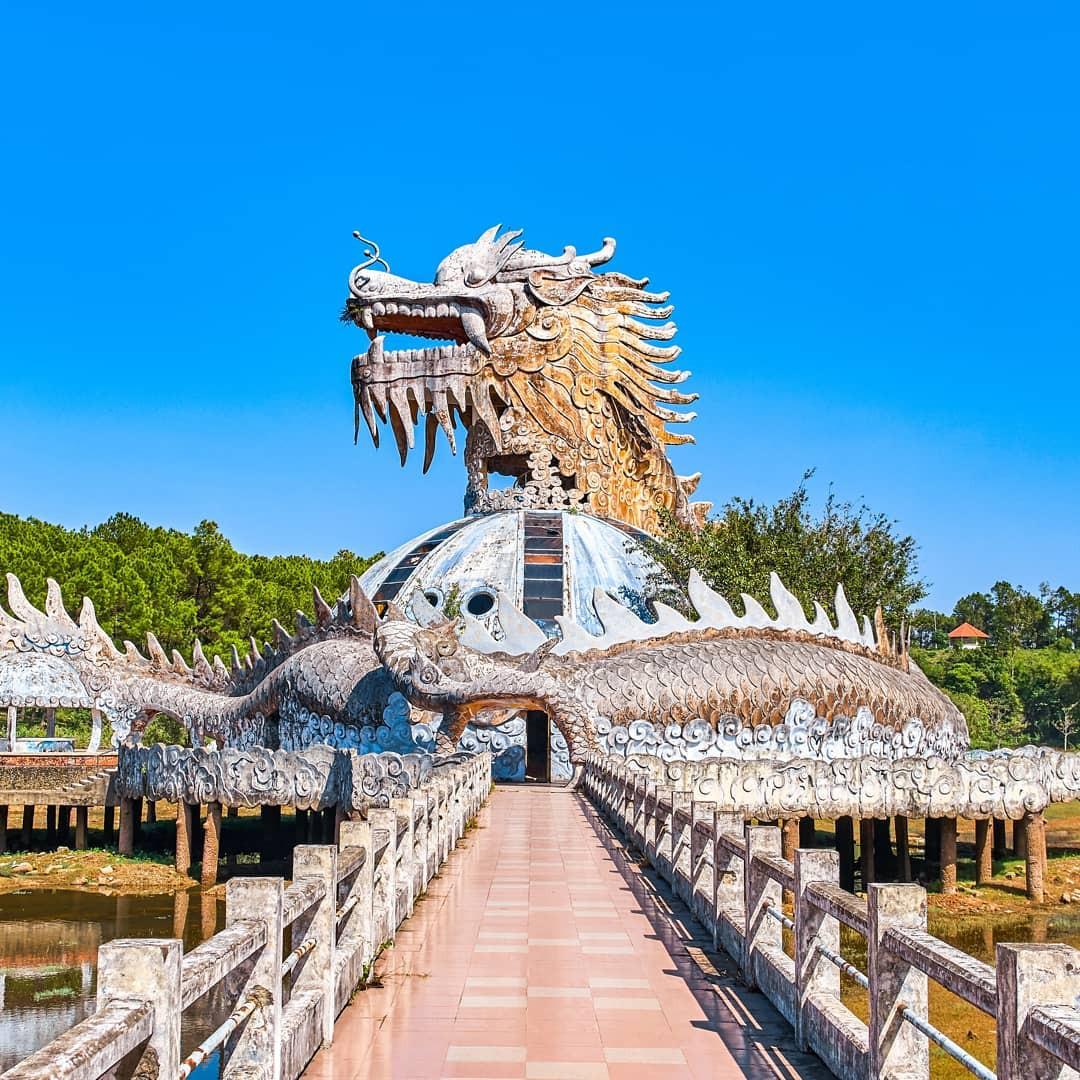 """Không kém cạnh Thái Lan, Việt Nam cũng có tọa độ được canh giữ bởi """"rồng khổng lồ"""" còn rùng rợn hơn nước bạn - Ảnh 15."""