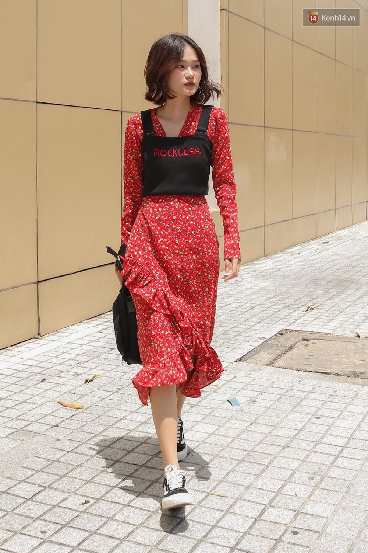 Nếu bí ý tưởng mặc đẹp ngày nóng, bạn cần xem ngay street style đơn giản mà chất thôi rồi của giới trẻ Việt tuần qua - Ảnh 8.