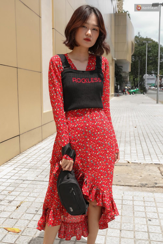Nếu bí ý tưởng mặc đẹp ngày nóng, bạn cần xem ngay street style đơn giản mà chất thôi rồi của giới trẻ Việt tuần qua - Ảnh 7.