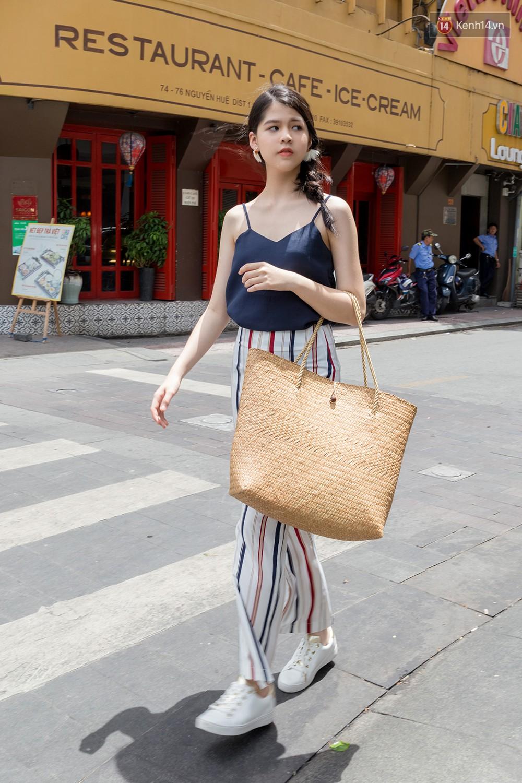 Nếu bí ý tưởng mặc đẹp ngày nóng, bạn cần xem ngay street style đơn giản mà chất thôi rồi của giới trẻ Việt tuần qua - Ảnh 11.