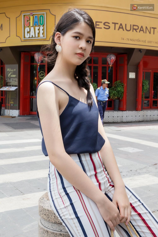Nếu bí ý tưởng mặc đẹp ngày nóng, bạn cần xem ngay street style đơn giản mà chất thôi rồi của giới trẻ Việt tuần qua - Ảnh 12.
