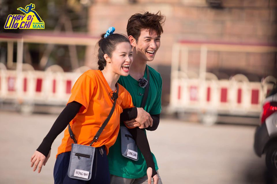 Running Man: Song Luân chấp nhận bại trận trước Đông Nhi vì sợ bị... trừ lương - Ảnh 1.