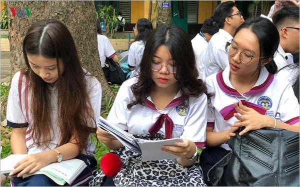 Hà Nội có 199 thí sinh đạt điểm 10 thi THPT Quốc gia 2019 - Ảnh 1.